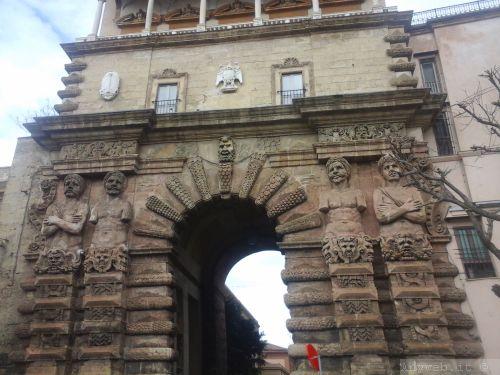 Vie dei tesori a Palermo capitale della cultura, Sicilia