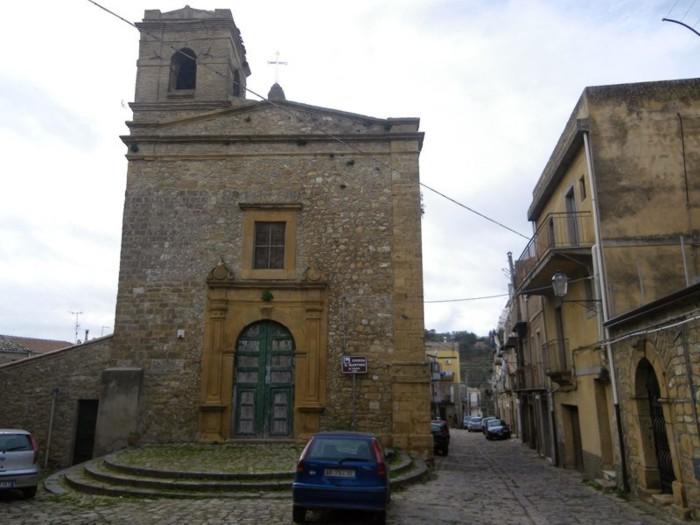Chiesa medioevale San Martino di Toures a Piazza Armerina