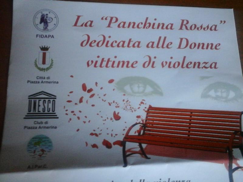 Piazza Armerina contro la violenza sulle donne