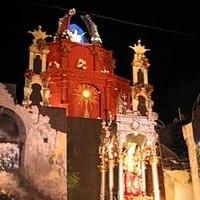 Festa di Santa Lucia e i Carri allegorici a Belpasso Catania
