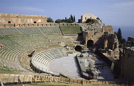 Festival Euro Mediterraneo a Taormina