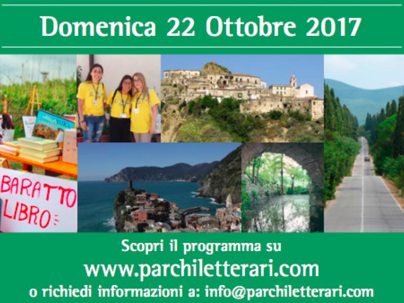 Giornata Nazionale de I Parchi Letterari, terza edizione