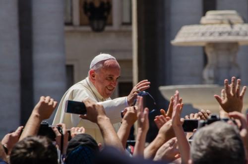 Papa Francesco in Sicilia a Piazza Armerina e Palermo