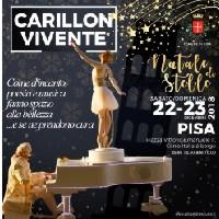 Natale: Il Carillon Vivente a Pisa