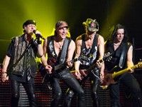 Scorpions in concerto al Palasport di Trieste