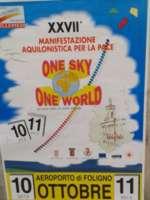 Manifestazione Aquilonistica per la pace a Foligno