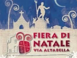 Fiera natalizia di Santa Lucia a Bologna