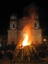 Feste a Zafferana Etnea Catania