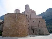 Il castello arabo-normanno di Castellammare del Golfo