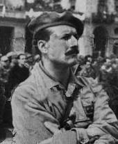 Pompeo Colajanni partigiano siciliano