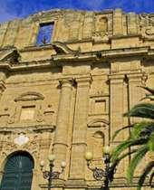 Chiesa Santa Maria della Neve Mazzarino CL