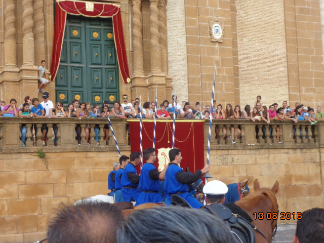 The Palio of Normanni in Piazza Armerina