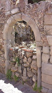 Sinagoga medioevale  a Savoca Messina
