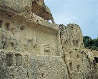 Area archeologica di Akrai Siracusa