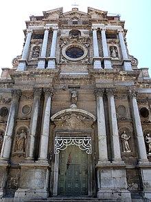 Monastero di Santa Maria della Pietà Palermo