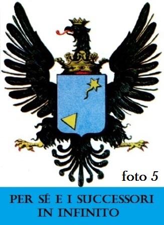 Piazza Armerina Enna stemma dei Trigona