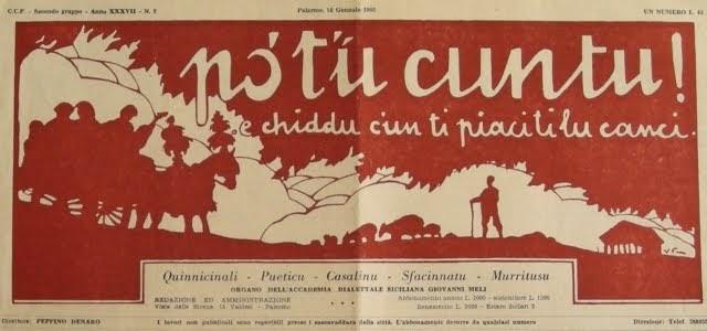 Lu dialettu sicilianu di Giuseppe Vultaggiu