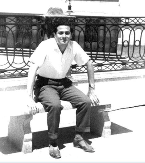 Salvatore Tigano: A un amico