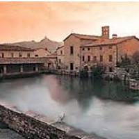 Die Terme di Bagno Vignoni Siena