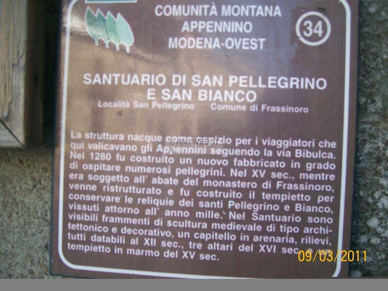 Frassinoro a Modena nel Parco del Frignano