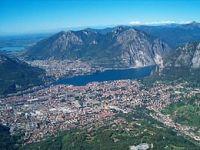 La città di Lecco