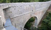 Aymavilles - Pont d'Aël, ponte-acquedotto