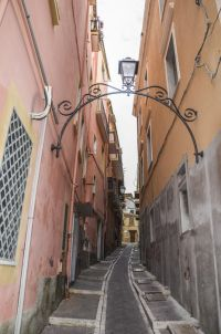centro storico di Crotone e palazzi - CZ