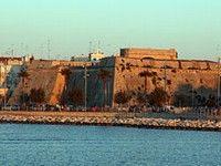 Castello Angioino aMola di Bari