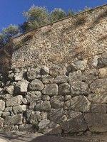 Le mura antiche di Amelia