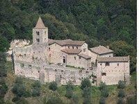 L'abbazia di San Cassiano a Narni