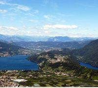 Lago di Caldonazzo Trento
