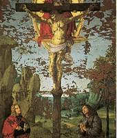 Raffaello: The banner of the Holy Trinity
