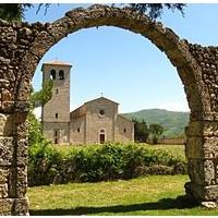 Abtei von San Vincenzo al Volturno Isernia Molise