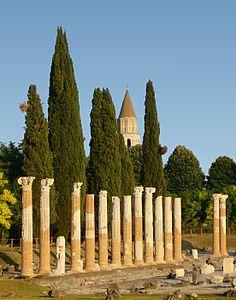 UNESCO: Zona archeologica e Basilica Patriarcale di Aquileia