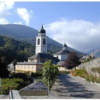 Sacro Monte Calvario Domodossola Piemonte