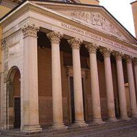 Die Universität von Pavia