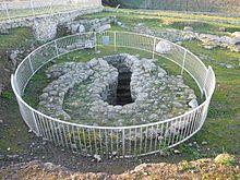 Pozzo sacro nuragico Sardegna