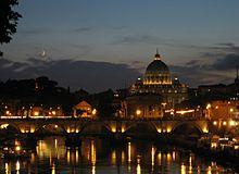 Il Gianicolo Roma
