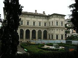 Villa Chigi o Farnesina a Roma