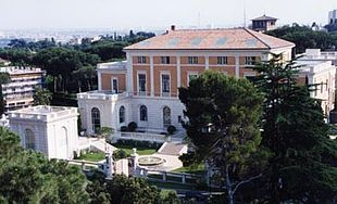 L'American Academy in Rome