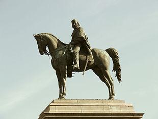 Monumento a Giuseppe Garibaldi Roma