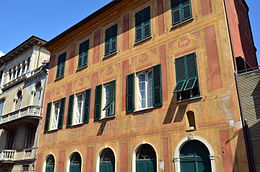 Casa Carbone Lavagna Genova