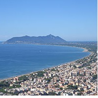 City of Terracina of Latina Lazio