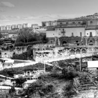 Parco urbano delle Cantine set di Pasolini