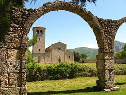 Lago di Castel San Vincenzo Isernia Molise