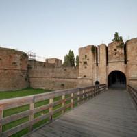 Rocca Brancaleone a Ravenna in Emilia Romagna