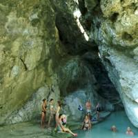 Grotta delle Ninfe Cerchiara Calabria