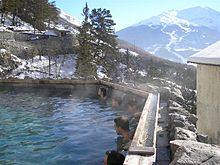 Terme di Bormio Lombardy Stelvio National Park