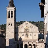 Cathedral of Spoleto Perugia Umbria