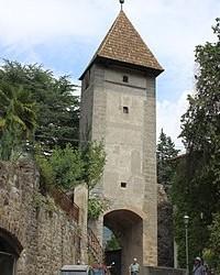 Merano in Trentino Alto Adige